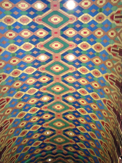 Guardian Building on a d:Hive Tour